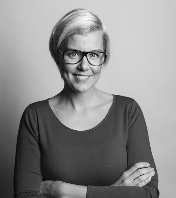 Sara Damber, oppstarteren av Reach for Change.